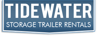 Tidewater Storage Trailers and Rentals logo