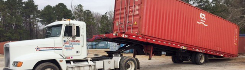 Tidewater Storage Trailers and Rentals