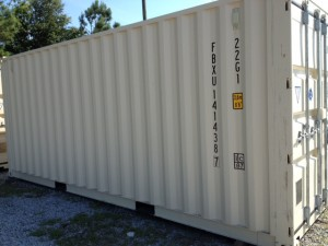 20' One Trip Containers