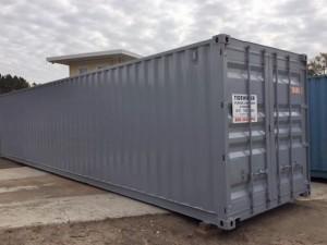40' B Grade Container