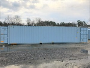 40' One Trip High Cube Double Door Container